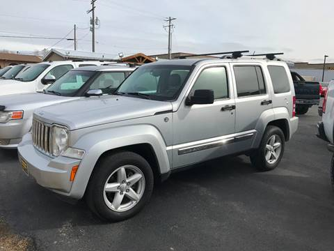 2012 Jeep Liberty for sale in Pocatello, ID