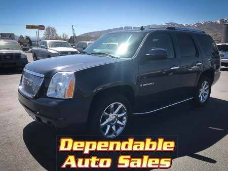 2008 GMC Yukon for sale in Pocatello, ID
