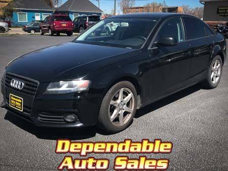 2009 Audi A4 for sale in Pocatello, ID