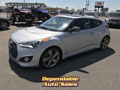 2013 Hyundai Veloster Turbo for sale in Pocatello, ID