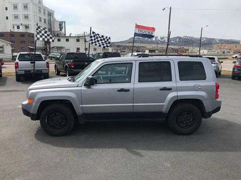 2016 Jeep Patriot for sale in Idaho Falls, ID
