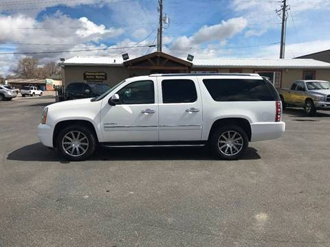 2011 GMC Yukon XL for sale in Pocatello, ID