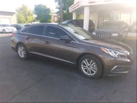 2016 Hyundai Sonata for sale in Pocatello, ID
