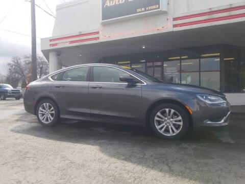 2015 Chrysler 200 Limited for sale at DEPENDABLE AUTO SALES in Pocatello ID