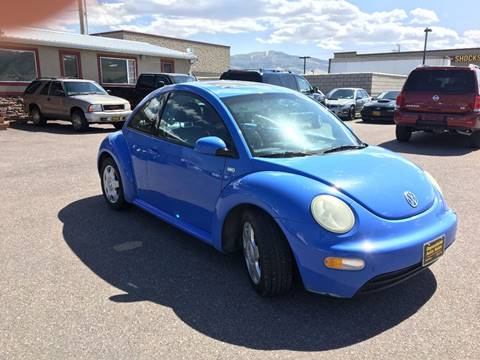 2001 Volkswagen New Beetle for sale in Pocatello, ID