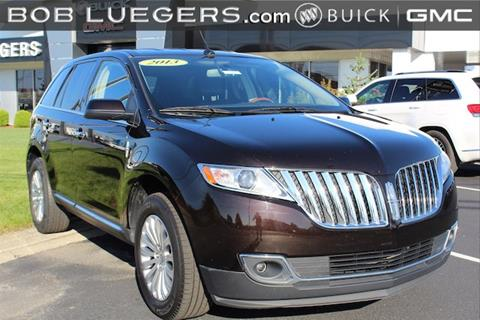 2013 Lincoln MKX for sale in Jasper, IN