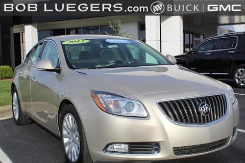 2013 Buick Regal for sale in Jasper, IN