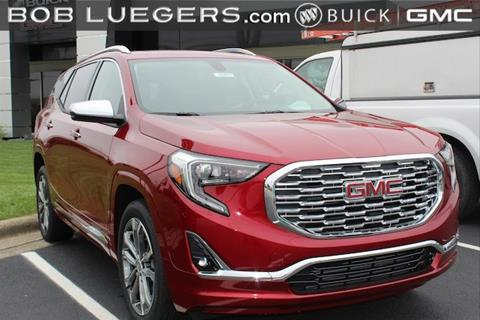2018 GMC Terrain for sale in Jasper, IN