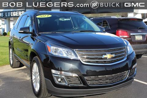 2015 Chevrolet Traverse for sale in Jasper, IN