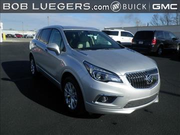 2017 Buick Envision for sale in Jasper, IN