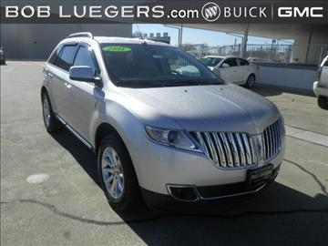 2011 Lincoln MKX for sale in Jasper, IN