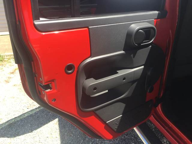 2007 Jeep Wrangler Unlimited 4x4 X 4dr SUV - Quinton VA