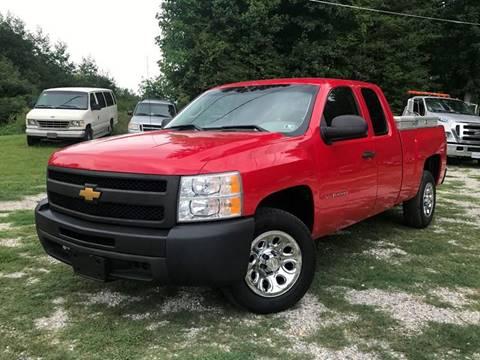 2012 Chevrolet Silverado 1500 for sale in Quinton, VA