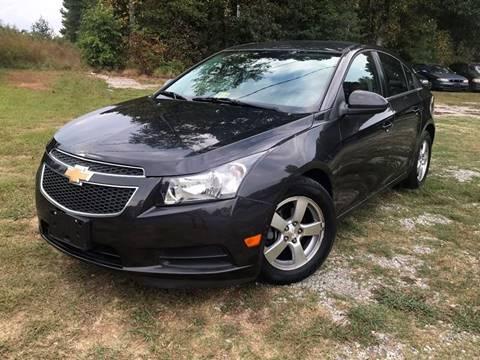 2014 Chevrolet Cruze for sale in Quinton, VA