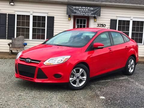 2014 Ford Focus for sale in Quinton, VA