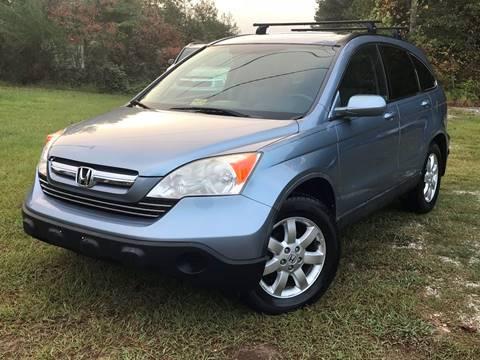 2007 Honda CR-V for sale in Quinton, VA