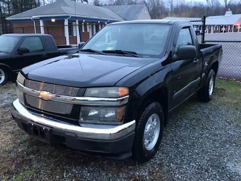 2006 Chevrolet Colorado for sale at Premier Auto Solutions & Sales in Quinton VA