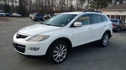 2008 Mazda CX-9 for sale at Premier Auto Solutions & Sales in Quinton VA