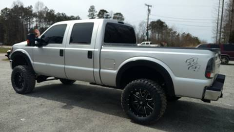 2011 Ford F-250 Super Duty for sale at Premier Auto Solutions & Sales in Quinton VA
