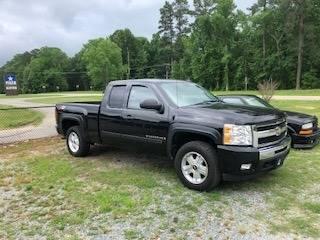 2009 Chevrolet Silverado 1500 for sale at Premier Auto Solutions & Sales in Quinton VA