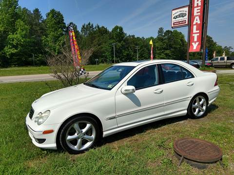 2006 Mercedes-Benz C-Class for sale at Premier Auto Solutions & Sales in Quinton VA