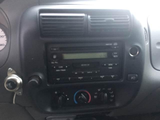 2004 Ford Ranger 2dr Standard Cab Edge RWD SB - Quinton VA