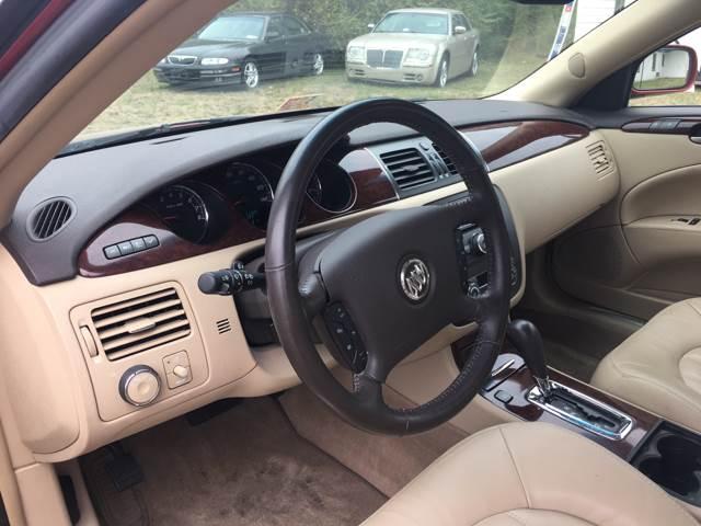 2008 Buick Lucerne CXL 4dr Sedan - Quinton VA