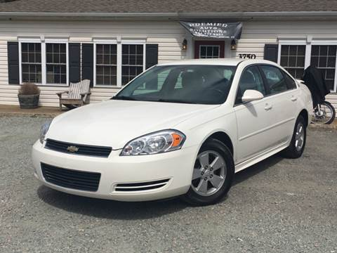 2009 Chevrolet Impala for sale in Quinton, VA