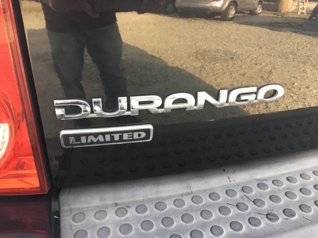 2008 Dodge Durango Limited 4dr SUV 4WD - Quinton VA