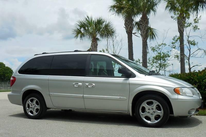 Dodge Caravan For Sale >> 2001 Dodge Grand Caravan Es In Fort Myers Fl Performance Autos Of
