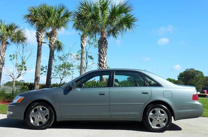 2003 Toyota Avalon XLS 4dr Sedan w/Bucket Seats - Fort Myers FL