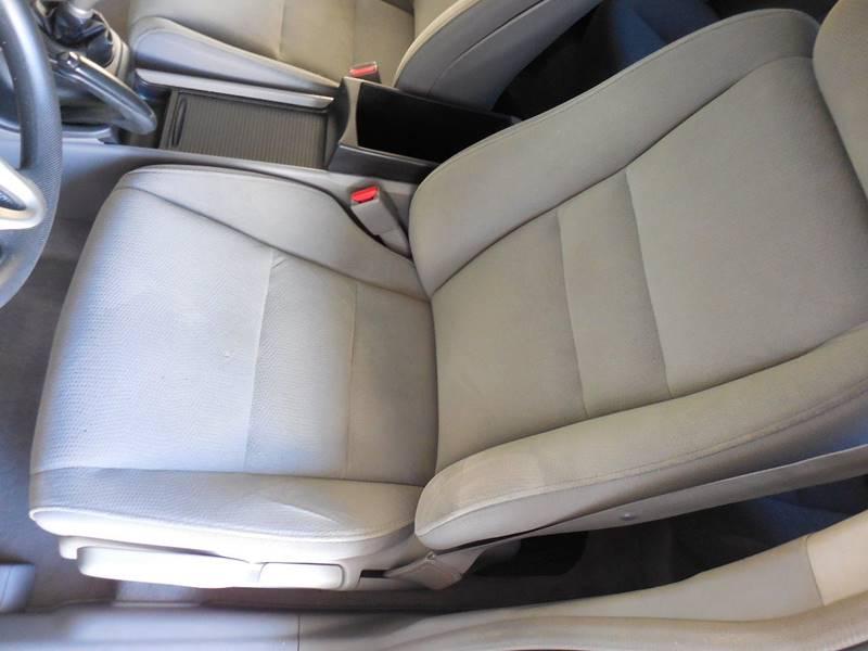2010 Honda Civic VP 4dr Sedan 5M - Fort Myers FL