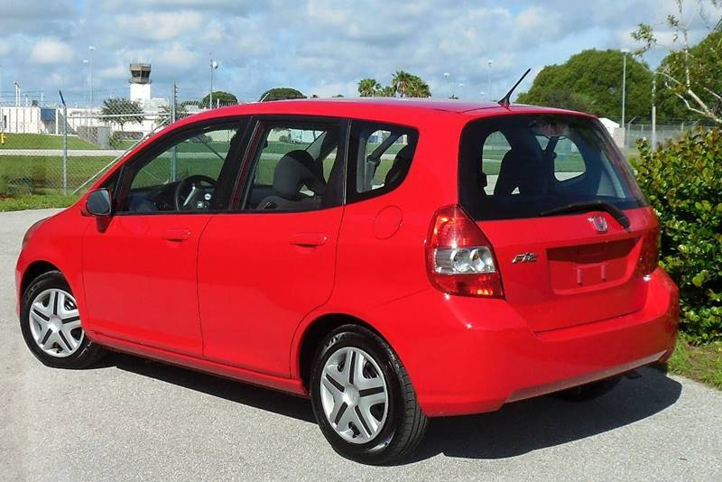2008 Honda Fit 4dr Hatchback 5M - Fort Myers FL