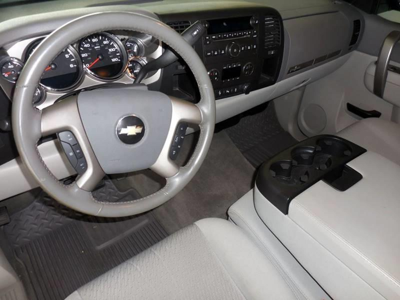 2013 Chevrolet Silverado 1500 4x2 LT 4dr Extended Cab 6.5 ft. SB - Fort Myers FL