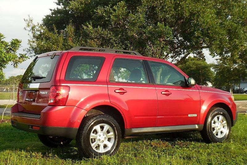 2008 Mazda Tribute  - Fort Myers FL
