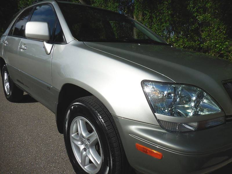 2002 Lexus RX 300 AWD 4dr SUV - Fort Myers FL