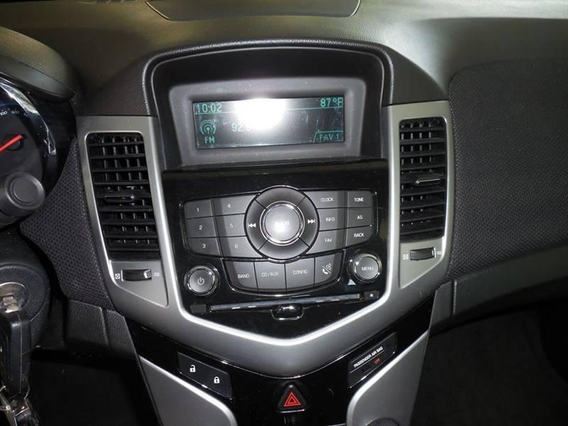 2011 Chevrolet Cruze LT 4dr Sedan w/1LT - Fort Myers FL