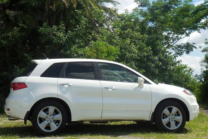 2007 Acura RDX SH-AWD 4dr SUV w/Technology Package - Fort Myers FL