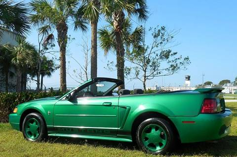 2001 Ford Mustang for sale at Performance Autos of Southwest Florida in Fort Myers FL