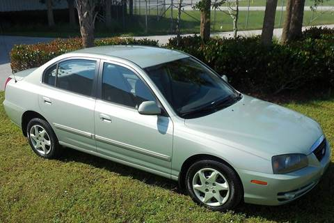2004 Hyundai Elantra for sale at Performance Autos of Southwest Florida in Fort Myers FL