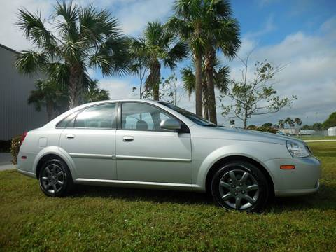 2004 Suzuki Forenza for sale at Performance Autos of Southwest Florida in Fort Myers FL
