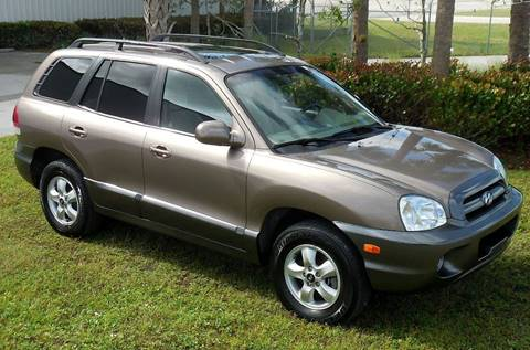 2006 Hyundai Santa Fe for sale at Performance Autos of Southwest Florida in Fort Myers FL