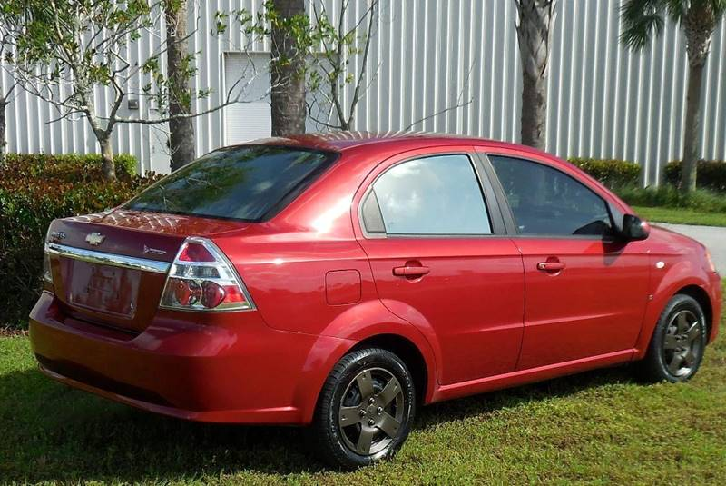 2008 Chevrolet Aveo for sale at Performance Autos of Southwest Florida in Fort Myers FL