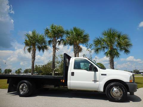 2004 Ford F-350 Super Duty for sale at Performance Autos of Southwest Florida in Fort Myers FL