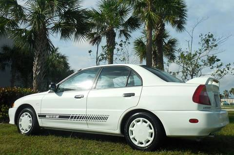 2000 Mitsubishi Mirage for sale at Performance Autos of Southwest Florida in Fort Myers FL