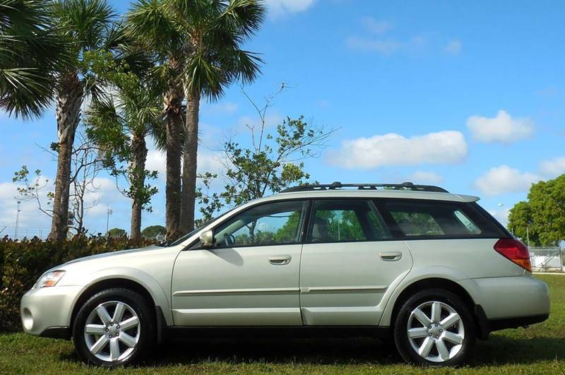2006 Subaru Outback for sale at Performance Autos of Southwest Florida in Fort Myers FL