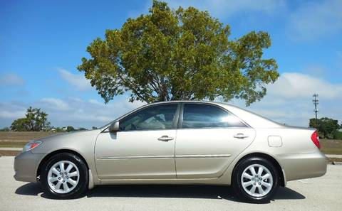 Beautiful 2002 Toyota Camry For Sale At Performance Autos Of Southwest Florida In  Fort Myers FL