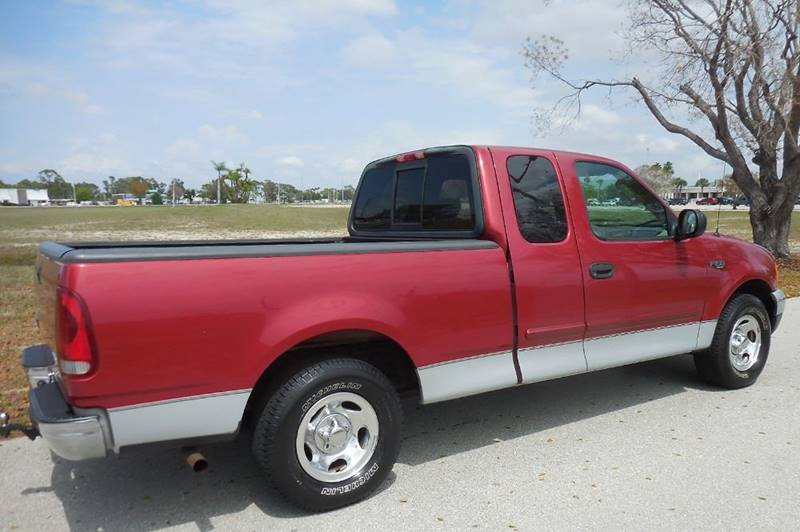 2004 ford f-150 heritage xlt in fort myers fl - performance autos of