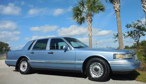 1995 Lincoln Town Car For Sale In Fort Myers Fl Carsforsale Com