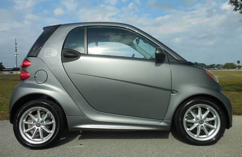 2016 Smart fortwo electric drive for sale in Fort Myers, FL